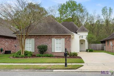 Baton Rouge Single Family Home For Sale: 6313 Ridge Way Ave
