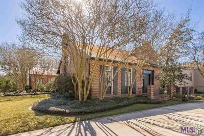 Baton Rouge Single Family Home For Sale: 2919 Fairway Dr