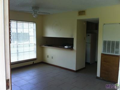 Baton Rouge LA Condo/Townhouse For Sale: $46,000