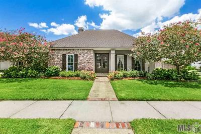 Baton Rouge LA Single Family Home For Sale: $525,000