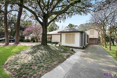 Baton Rouge Single Family Home For Sale: 1624 S Acadian Thwy