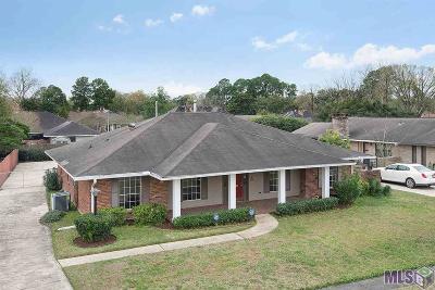 Baton Rouge LA Single Family Home For Sale: $324,900