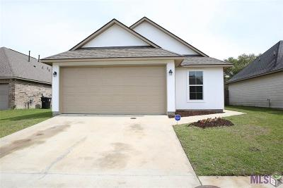 Baton Rouge Single Family Home For Sale: 14013 Stone Gate Dr