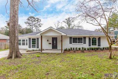 Baton Rouge LA Single Family Home For Sale: $420,000
