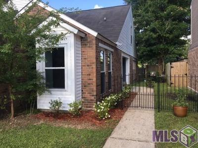 Baton Rouge Single Family Home For Sale: 8937 Sassafras Dr
