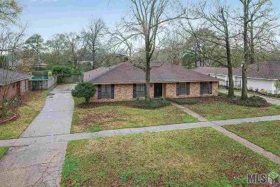 Baton Rouge Single Family Home For Sale: 5242 Antioch Blvd