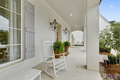 Baton Rouge Single Family Home For Sale: 8839 Rockway Dr