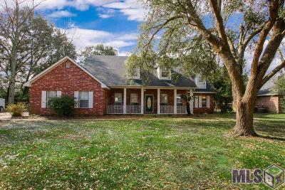 Port Allen Single Family Home For Sale: 1959 Fairview Ave