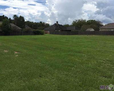 Prairieville Residential Lots & Land For Sale: 37365 Prairie Dr