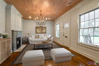 Baton Rouge Single Family Home For Sale: 6525 Sevenoaks Ave