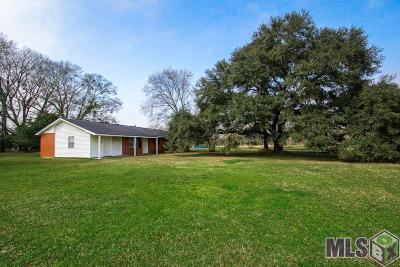 Central Single Family Home For Sale: 14505 Blackwater Rd