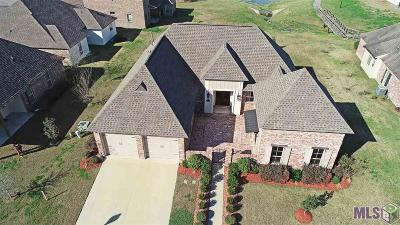 Zachary Single Family Home For Sale: 1541 Royal Troon Ct