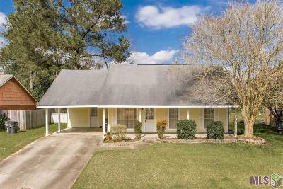 Baton Rouge Single Family Home For Sale: 9369 Corsica Ave