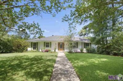 Baton Rouge Single Family Home For Sale: 1589 Pollard Pkwy