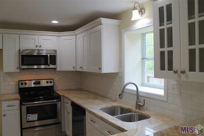 Denham Springs Single Family Home For Sale: 215 N River Rd