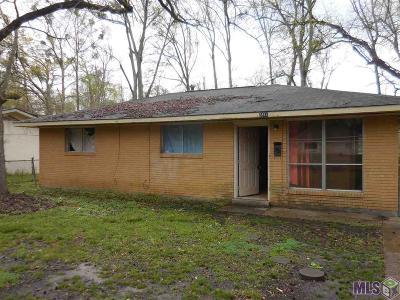 Baker Single Family Home For Sale: 2811 Wilson