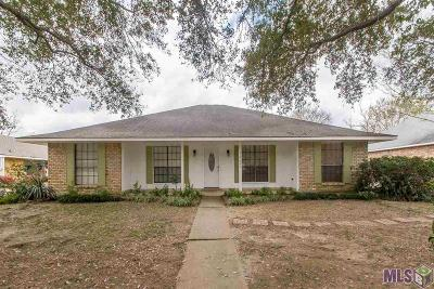Baton Rouge Single Family Home For Sale: 5342 Hickory Ridge Bl