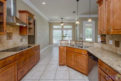 Prairieville, Baton Rouge, Geismar, Gonzales Single Family Home For Sale: 18122 Kenner Dr