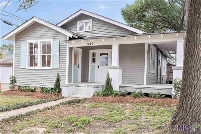 Baton Rouge Single Family Home For Sale: 1937 Wisteria St