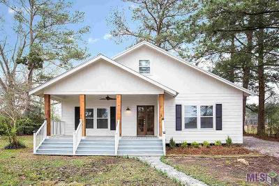 Walker Single Family Home For Sale: 19700 John Stafford Rd