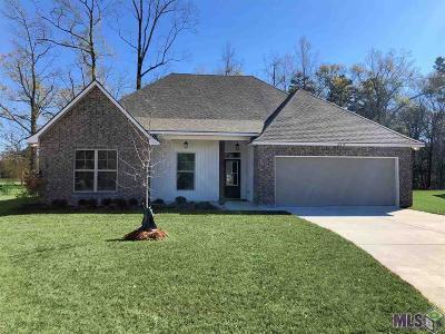 Prairieville Single Family Home For Sale: 18018 Terraceside Dr