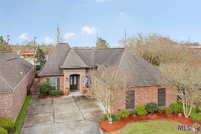 Baton Rouge Single Family Home Contingent: 14233 N Gate House Ave