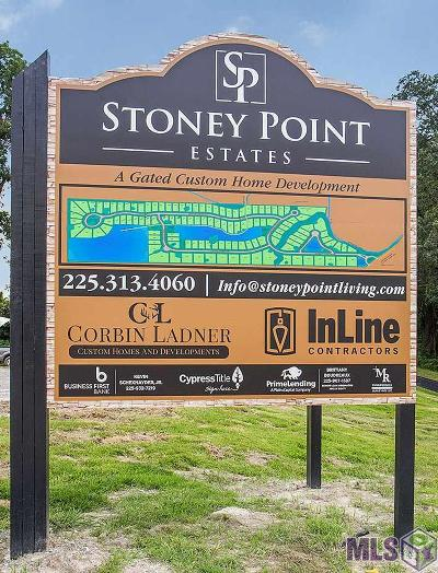Geismar Residential Lots & Land For Sale: Lot 34 Talonstone Dr