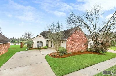 Baton Rouge Single Family Home For Sale: 1263 Springlake Dr