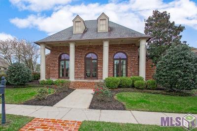 Baton Rouge Single Family Home For Sale: 13732 Landmark Dr