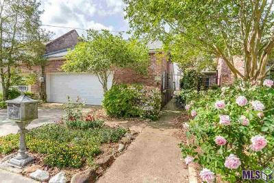 Baton Rouge Condo/Townhouse For Sale: 8030 Cypress Lake Dr