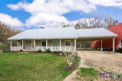 Walker Single Family Home For Sale: 32946 Cane Market Rd