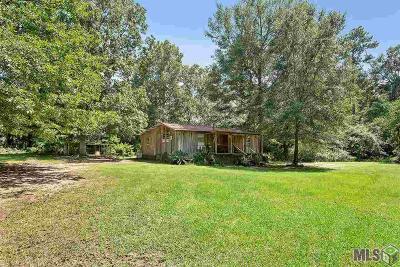 Denham Springs Single Family Home For Sale: 23380 Brooke Ln