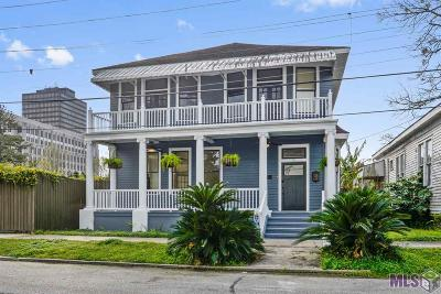 Baton Rouge Single Family Home For Sale: 711 N 6th St