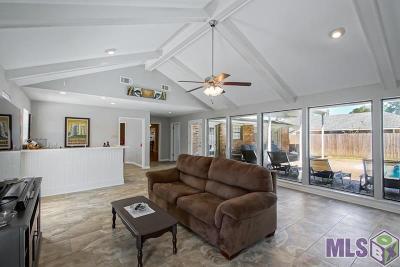 Baton Rouge Single Family Home For Sale: 5241 N Rockbridge Dr