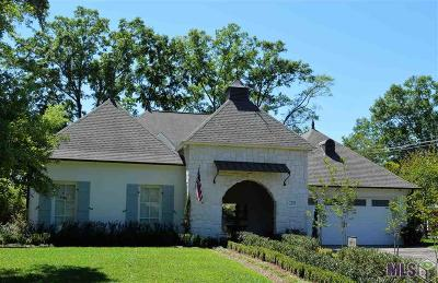 Baton Rouge Single Family Home For Sale: 7230 Richards Dr