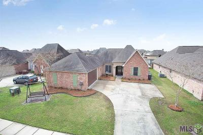 Zachary Single Family Home For Sale: 4077 Shady Ridge Dr