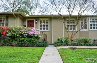 Baton Rouge Single Family Home For Sale: 3428 Gladden