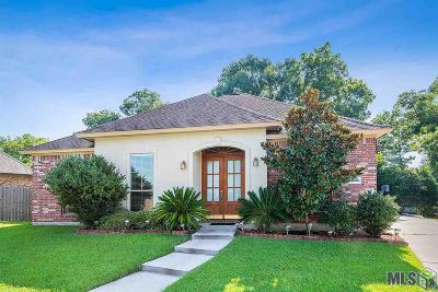 Baton Rouge Single Family Home For Sale: 16545 Antioch Ct