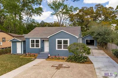 Southdowns Single Family Home For Sale: 4757 Palm St