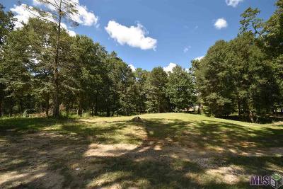 Denham Springs Residential Lots & Land For Sale: 26919 4-H Club Rd