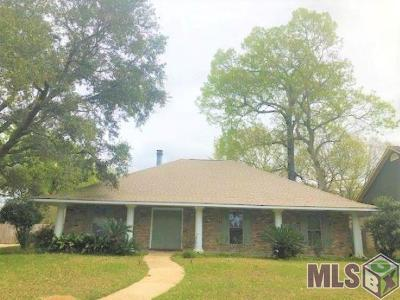 Baton Rouge Single Family Home For Sale: 13915 Jane Seymour Dr