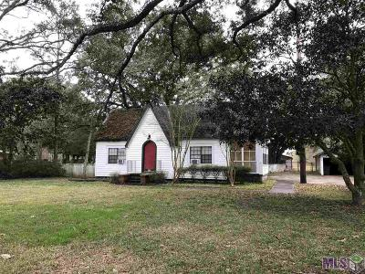 Baker Single Family Home For Sale: 13493 Plank Rd