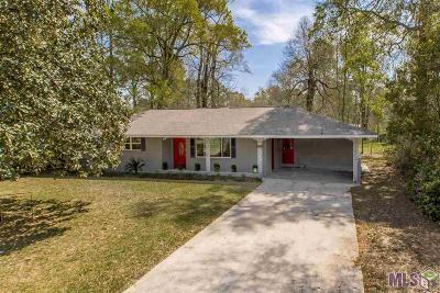 Baker Single Family Home For Sale: 7312 Ruston Dr