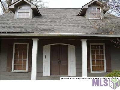 Prairieville Rental For Rent: 18219 Swamp Rd