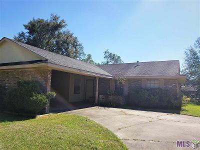 Baton Rouge Single Family Home For Sale: 11340 E Black Oak Dr