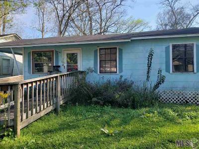 Baton Rouge Single Family Home For Sale: 5234 Jackson St