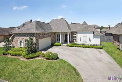 Baton Rouge Single Family Home For Sale: 9050 Spring Grove Dr