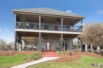 Denham Springs Single Family Home For Sale: 15085 Mill Settlement Trace