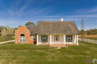 Gonzales Single Family Home For Sale: 43350 Cannon Rd