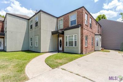Baton Rouge Single Family Home For Sale: 1511 Harwich Dr